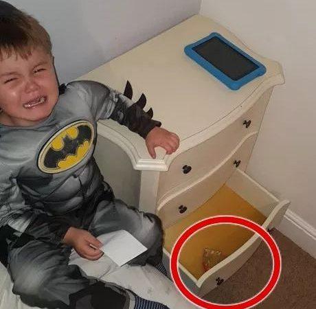 Mama a simțit un miros îngrozitor în camera băiețelului ei, a făcut curat în toată casa, dar nu dispărea orice-ar fi făcut! După o săptămână a deschis un sertar, a văzut ce era acolo și a început să urle. Ce făcuse băiatul ei a ajuns la știri