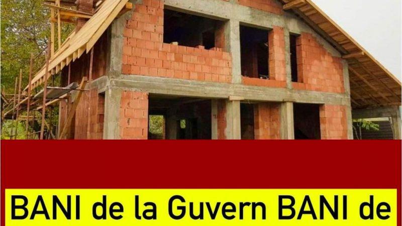 ULTMA ORA! Guvernul vrea să ajute familiile să construiască locuinţe. Anunţul vicepremierului