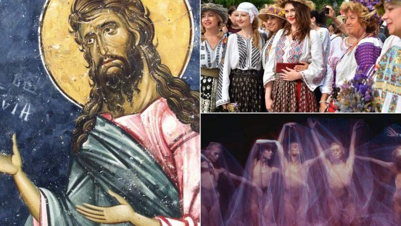 Nașterea Sfântului Ioan Botezătorul 2021: tradiții și superstiții pe 24 iunie. Tot ce trebuie să știi despre această sărbătoare
