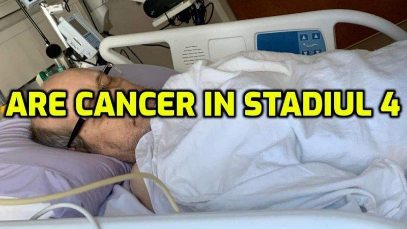 Știrea momentului! Cunoscutul actor suferă de cancer în stadiul patru