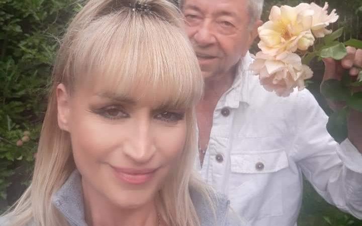 Simona Florescu, suferință fără margini la o lună de la moartea lui Ion Dichiseanu.