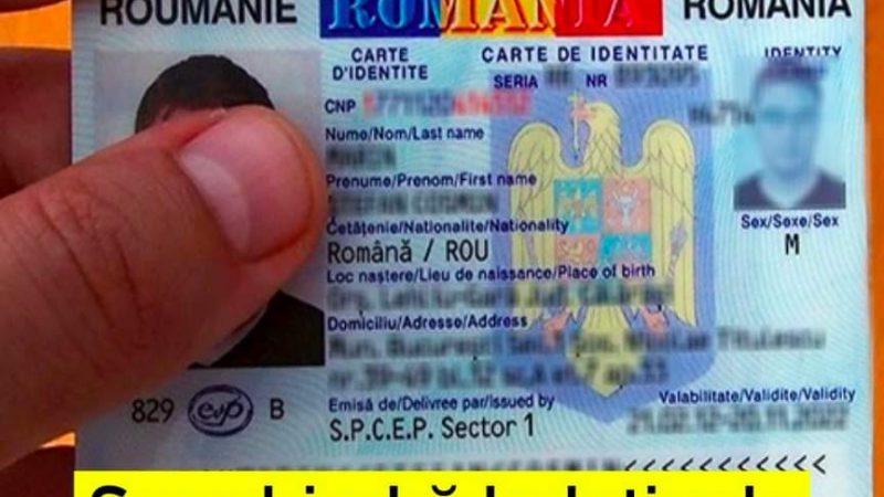 Se schimbă buletinele românilor. Dispare adresa de domiciliu din cardul de identitate – proiect