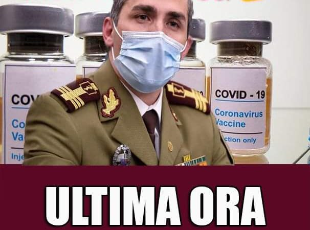 Valeriu Gheorghita, anunt de ultim moment despre vaccinarea obligatorie