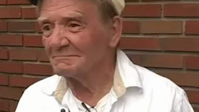 El este bătrânul care i-a făcut pe toți care i-au aflat povestea să izbucneacă în lacrimi. Cu ce anume a impresionat acest caz