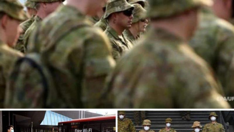 Țata care trimite armata pe străzi pentru a impune carantina