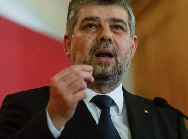 """Marcel Ciolacu, discurs dur: """"Nu se mai poate asa. Va cer sa fiti alaturi de romani in acest razboi cu"""