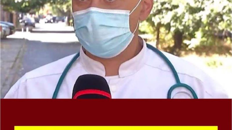 """VESTEA MOMENTULUI! Medicul Adrian Marinescu, despre sfârşitul pandemiei COVID: """"După sezonul rece, dispare. Sezonul rece e ultima strigare"""""""